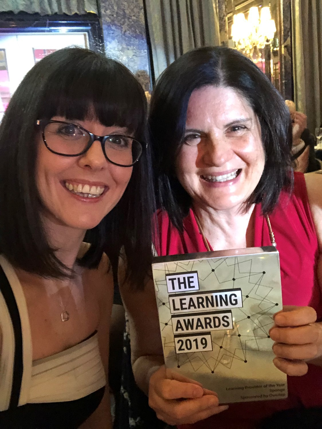 Learning Awards 2019 Learning Provider of the Year