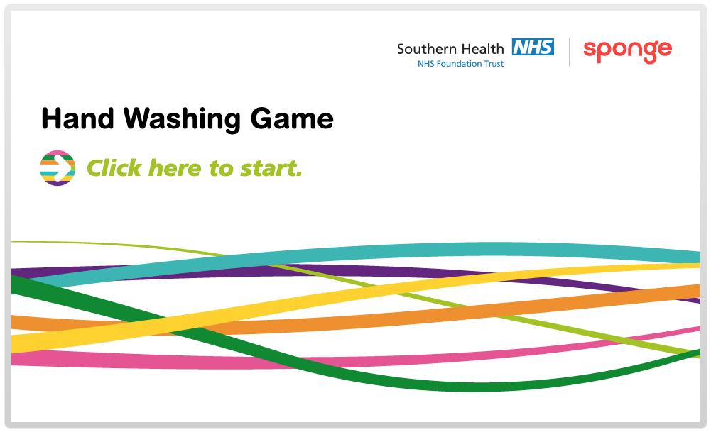 Handwashing Game