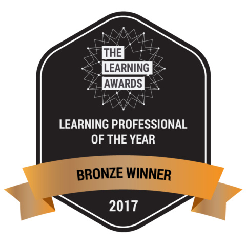 Learning Awards Prof Bronze