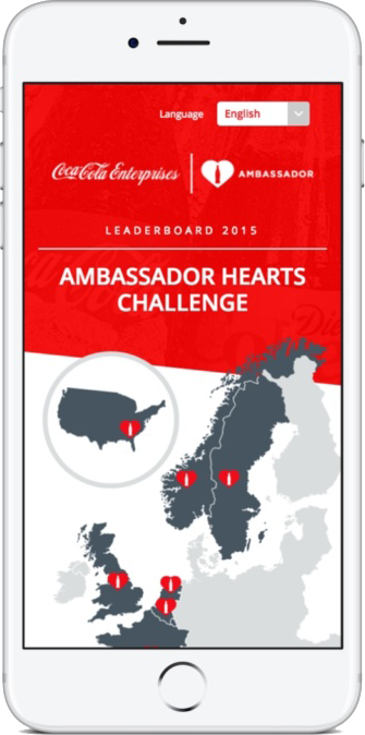 Empowering Brand Ambassadors with gamification at Coca-Cola