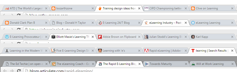 25 top websites for elearning tips