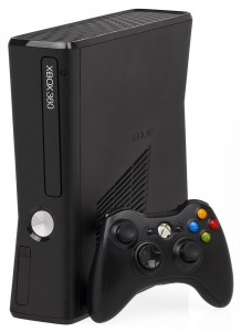 The Xbox 360 was the most popular games console used to access the elearning on the Launch&Learn LMS