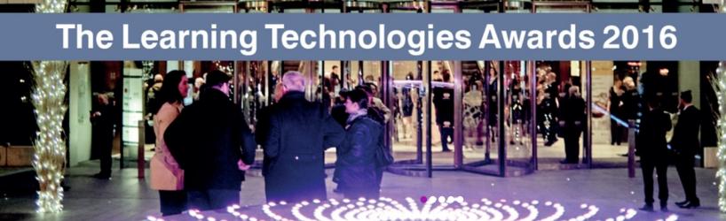 Learning Technologies Awards
