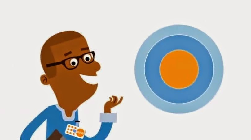 create a connection with your learners through animation