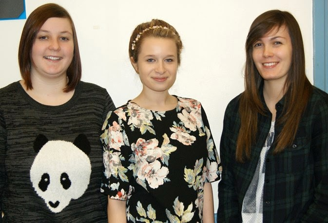 Students who are taking part in the challenge which highlights design talent.