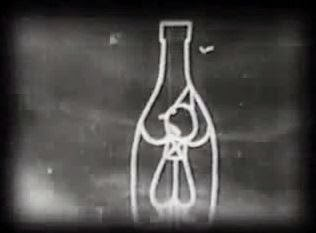 Fantasmagorie was an animation created in 1908
