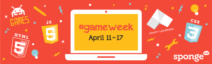 #GameWeek saw Sponge celebrating elearning games with interviews and game based fun