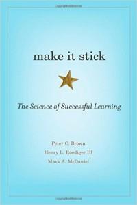 Top 10 Learning theory books: Make It Stickj