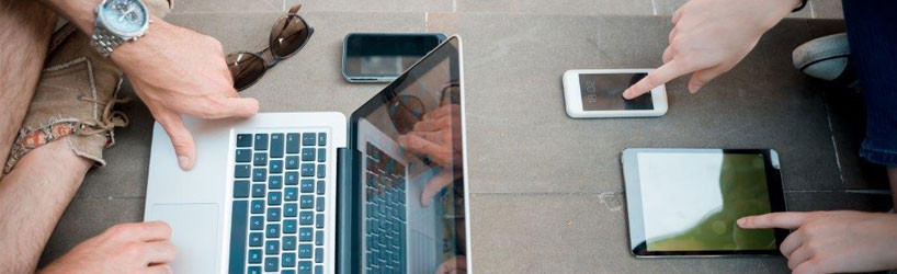 Microlearning can be used on any type of device