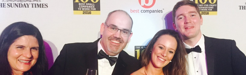 Sponge at Best Companies 2016
