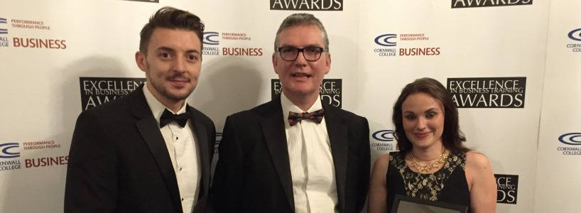 Excellence in Business Training Awards 2016