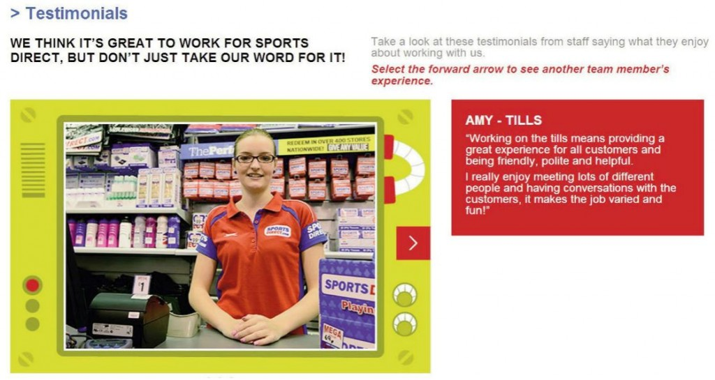 Sports Direct used pre-induction to make sure new starters were best prepared