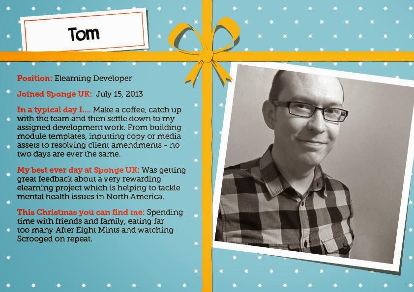 Twelve Days of Christmas - Tom