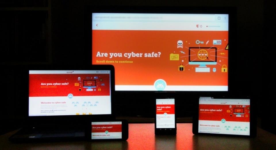 Cyber Safety Mini Module Social 1024X554