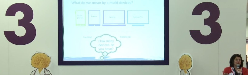 Multi device learning presentation and elearning technolgies