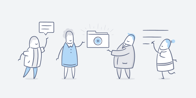 Dropbox have announced a new team sharing feature making collaboration even easier